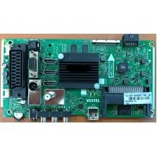 """17MB130P, 23430364, VES500QNDC-2D-N11, VESTEL 50UD6300 50"""" LED TV, MAIN BOARD"""
